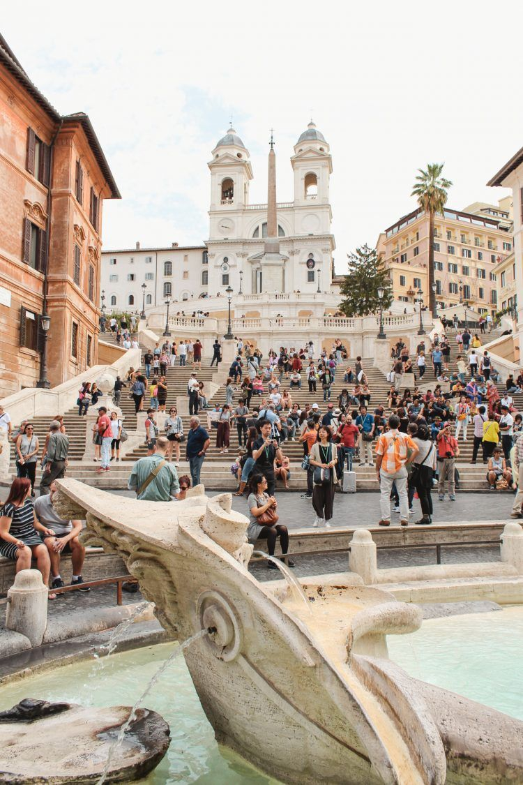 25 Things You Must Do In Rome Italy Bellas In Italia