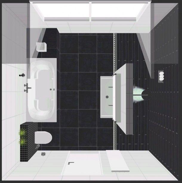 badkamer ontwerpen Ennovy | moderne badkamer met bubbelbad ...