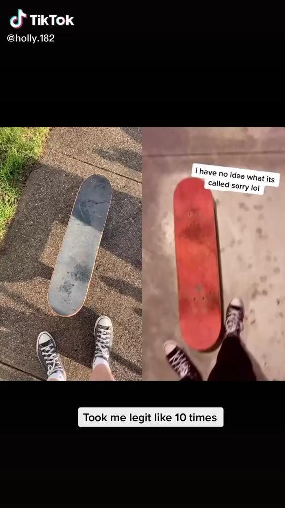 Skateboard Queen Song
