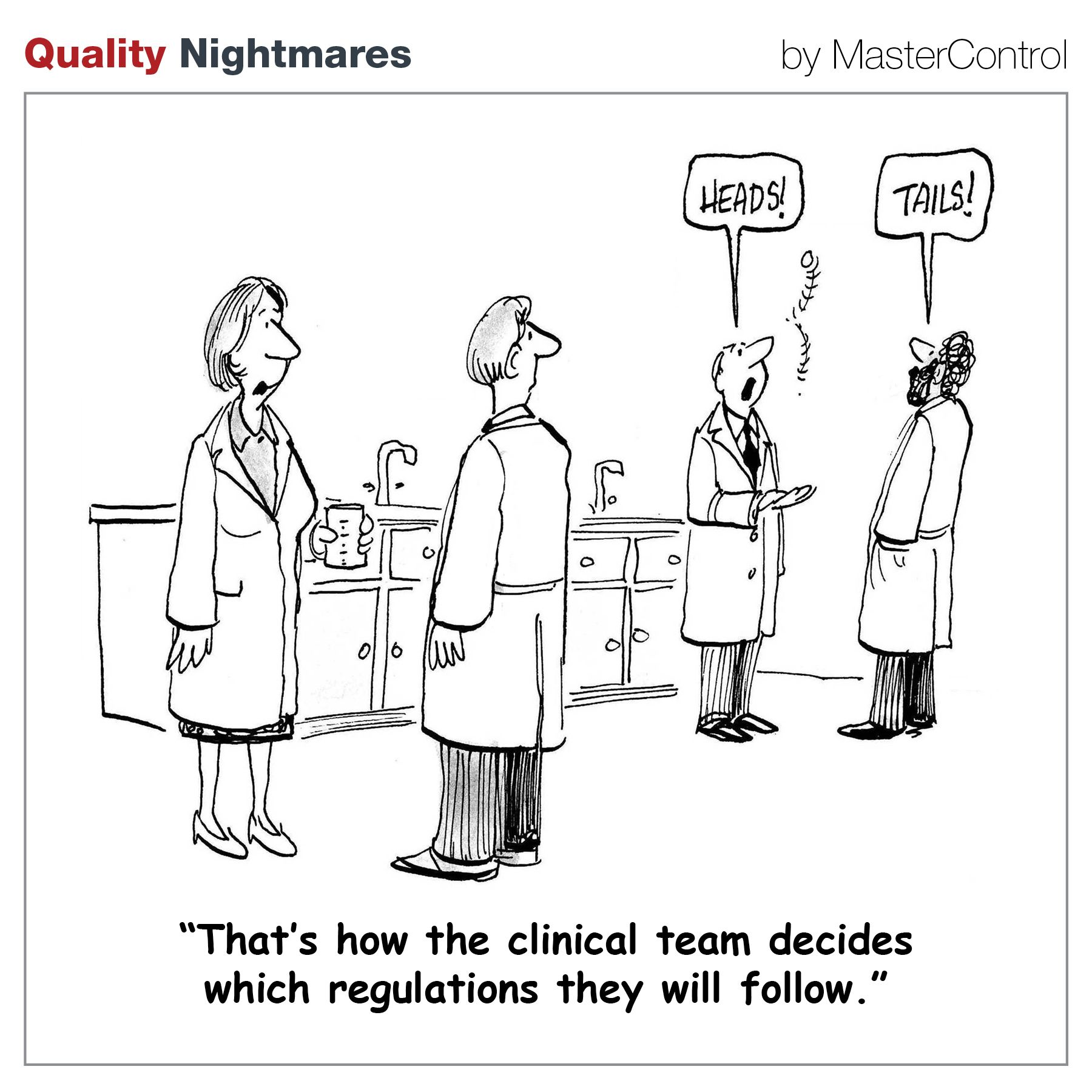 that u0026 39 s how they decide which clinical regulations to
