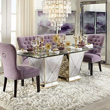 Omni Leaner Mirror In 2019 Dining Room Table Decor