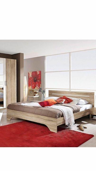 Bett Gestell \u20ac80 #Saarbruecken #Ohne #Matratze #mit lattenrost - komplett schlafzimmer mit matratze und lattenrost
