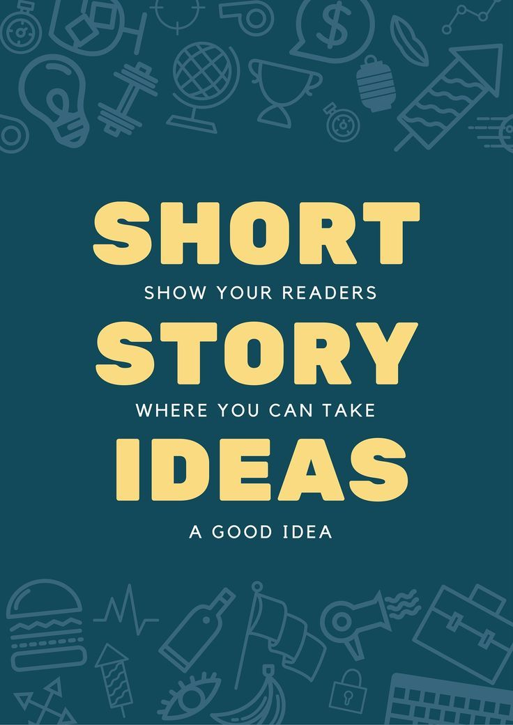 Are you ready to write a short story, but not sure where