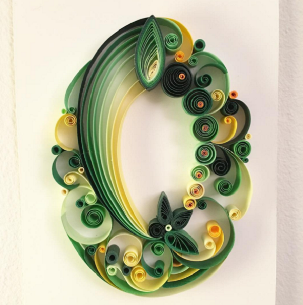 The art of quilling quilling paper quilling and for Quilling craft ideas
