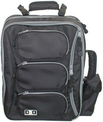Diaper Dude Convertible Messenger Backpack - Black - Best Price  #OnlineShopping  #DiaperBagsForDads