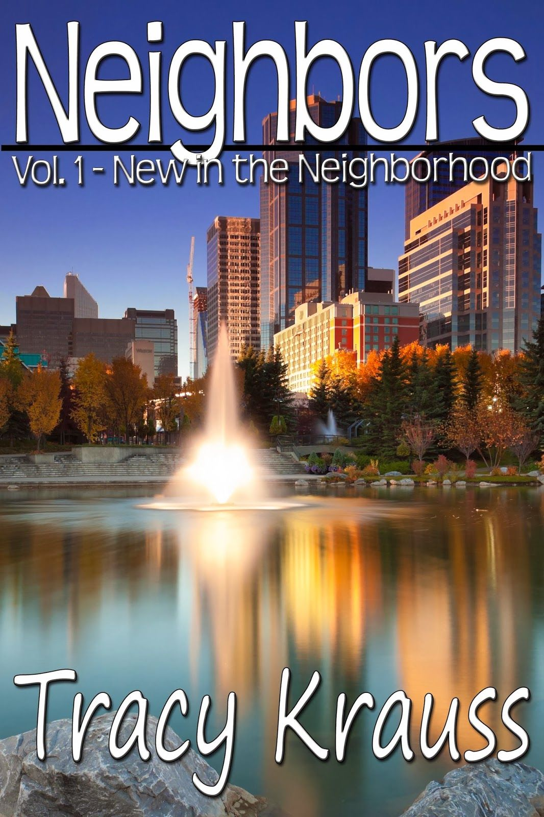"""Tracy Krauss - """"Expression Express"""": Another new book release! NEIGHBORS - Vol 1 New In the Neighborhood"""