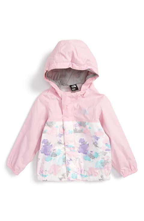 b43cee5f17ac The North Face  Tailout  Hooded Rain Jacket (Baby Girls)
