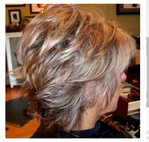 Short Layered Haircuts For Women Over 50 Trick #shortlayeredhaircuts