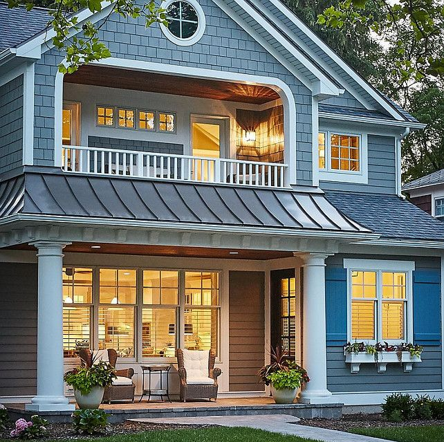 Home Deck Colors House: The Perfect Paint Schemes For House Exterior