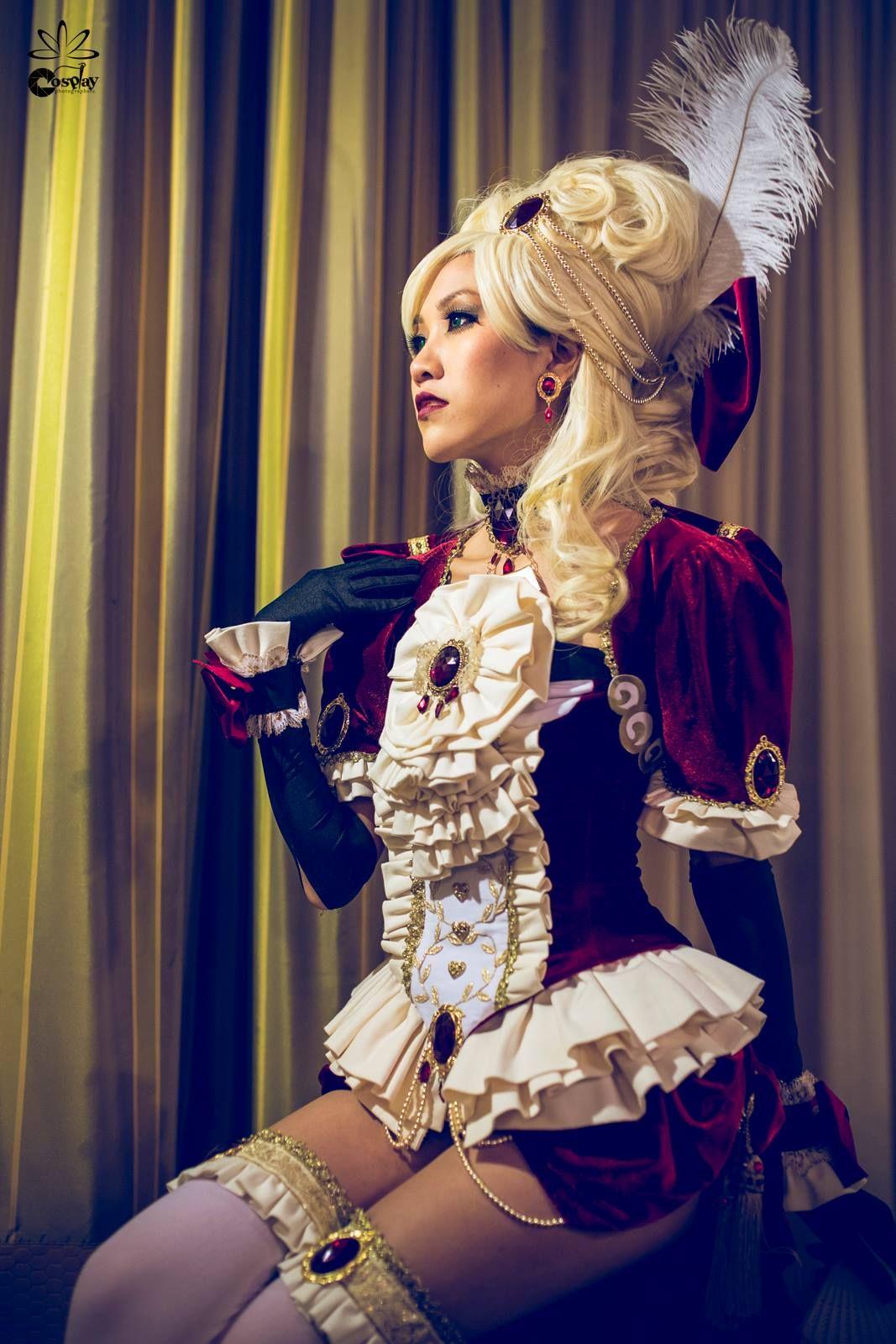 Sakizou cosplay Ruby - Romantic Jewels  97acec5054