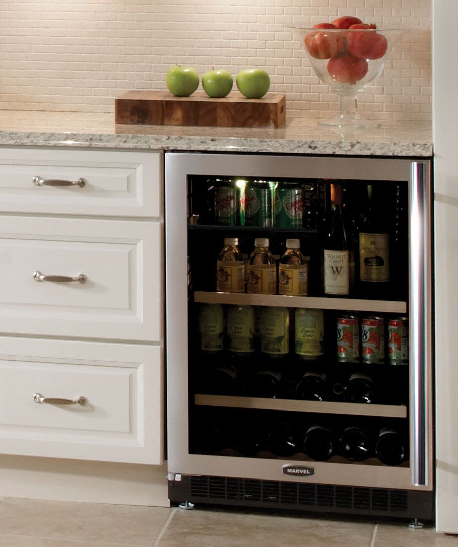 Beverage Refridgerator Kitchen Pinterest Beverage