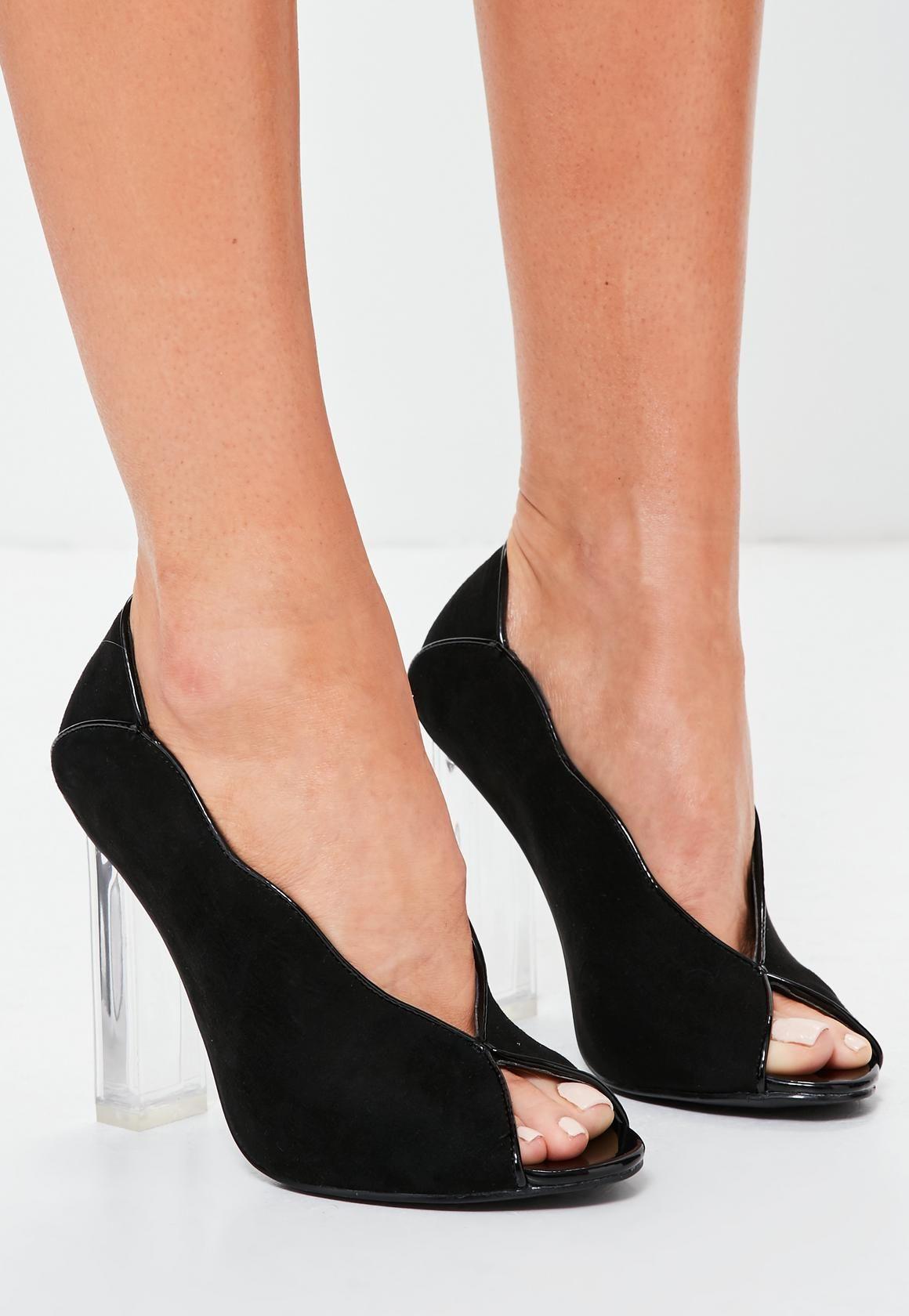 Peep toe heels: Looks Classy in Any