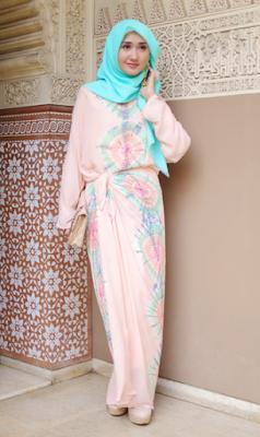 Model Busana Muslim Dian Pelangi Untuk Pesta Hijab Hijabtutorial