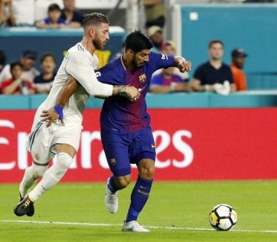 Barcelona venció a Real Madrid 3-2 en Miami
