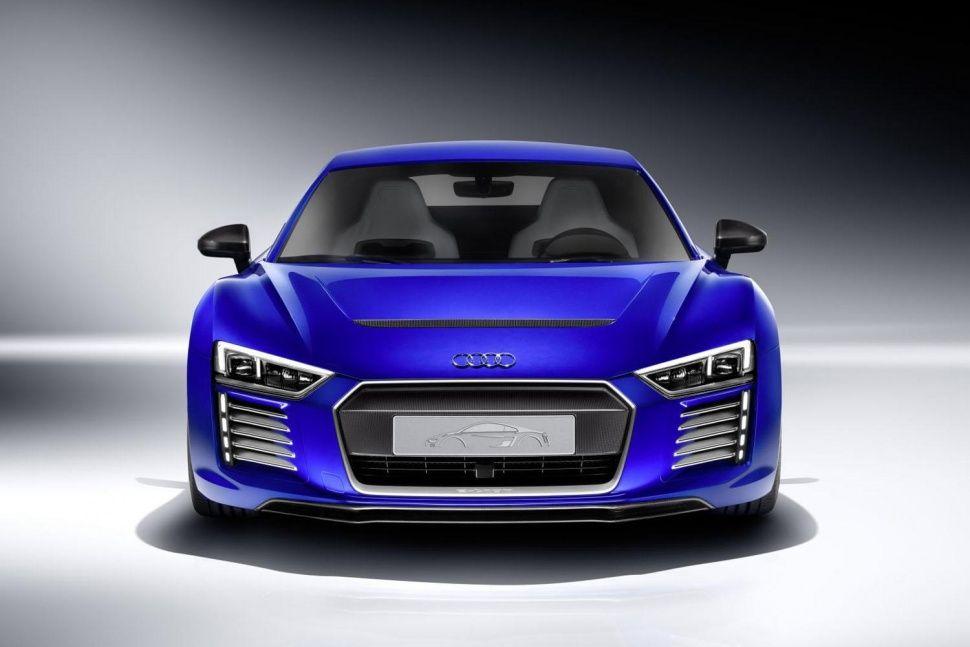 Audi R8 E Tron Piloted Driving Concept Audi R8 Audi Super Cars