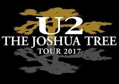 2 Tickets - U2 Joshua Tree 30th Tour - BC Place Vancouver May 12 - Lower Bowl