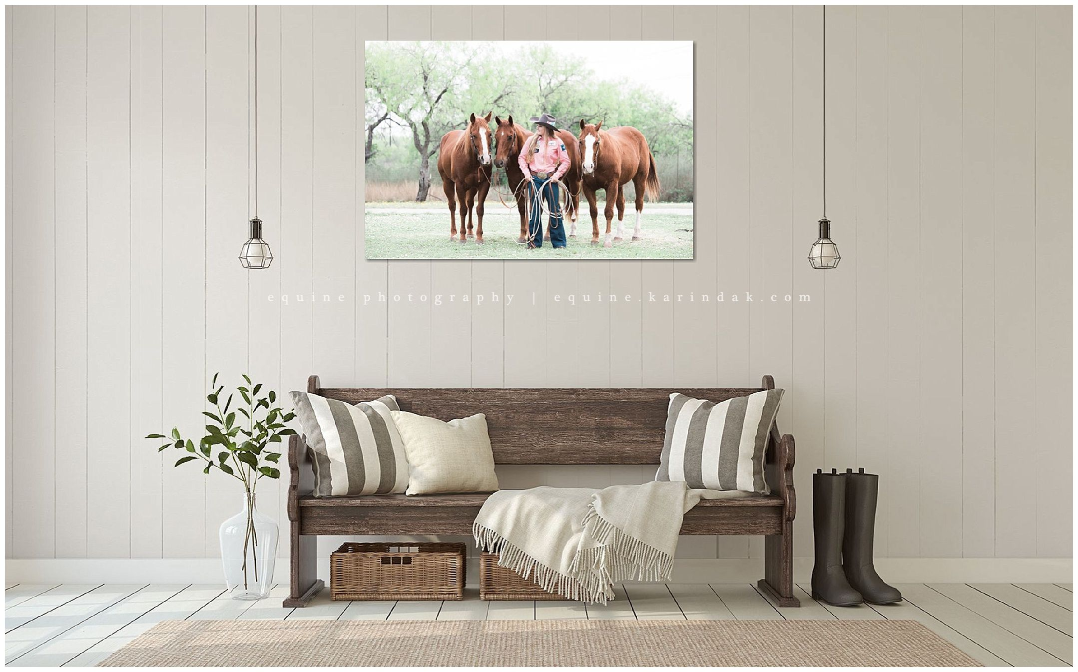 Displaying Your Portraits in Your Home | Accent pieces, Display and ...