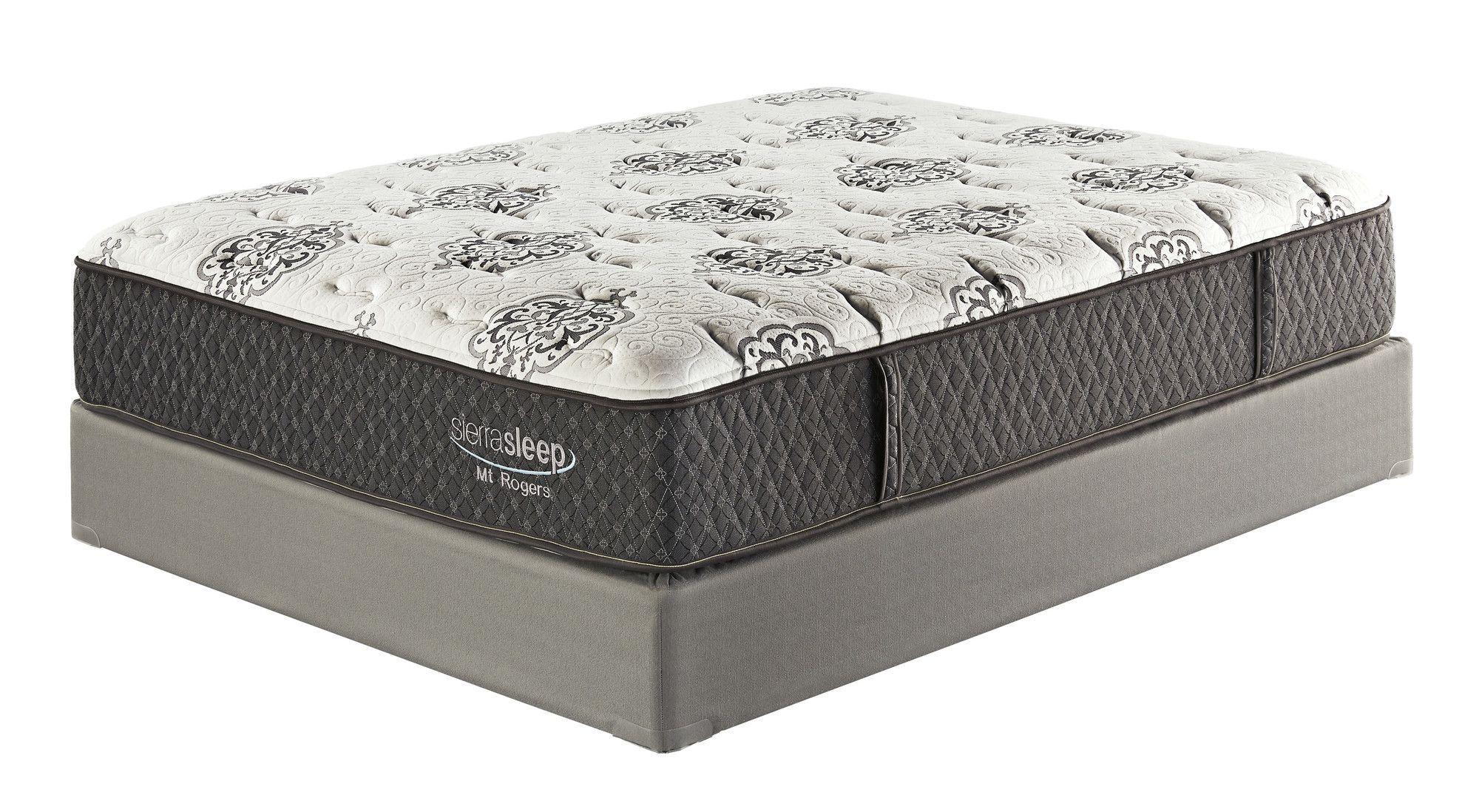 """Mount Rogers 10"""" Firm Mattress Mattress, Queen mattress"""