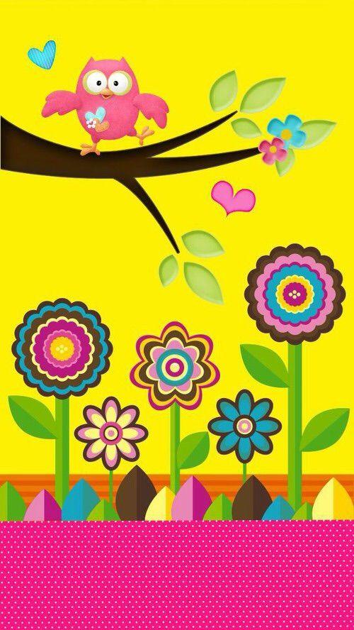 Image Via We Heart It Cute Owl Wallpaper Buho Fondo