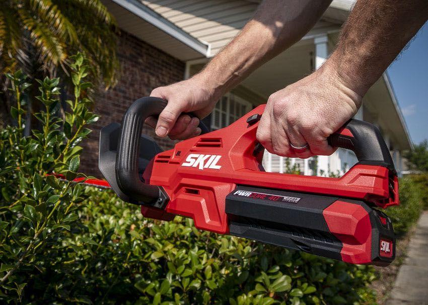 Skil 40V Brushless Hedge Trimmer HandsOn Review Pro