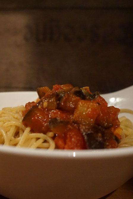 Rezept Jamie Oliver sizilianische Pasta | alla Norma