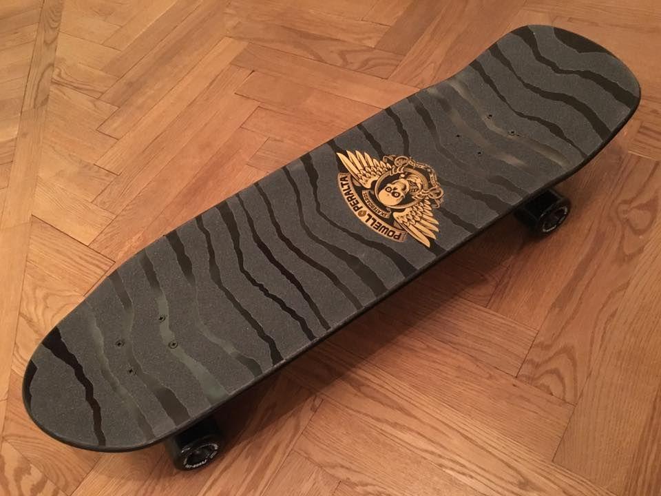 Powell Peralta | Zip zangin | Skateboard grip tape, Skateboard