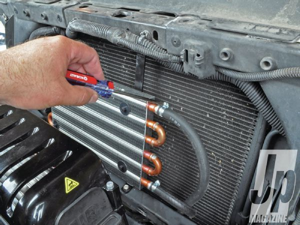 2007 Jeep Wrangler Jk Transmission Cooler Jp Magazine 2007