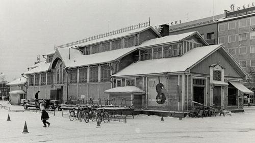 Lihakauppa Helsinki