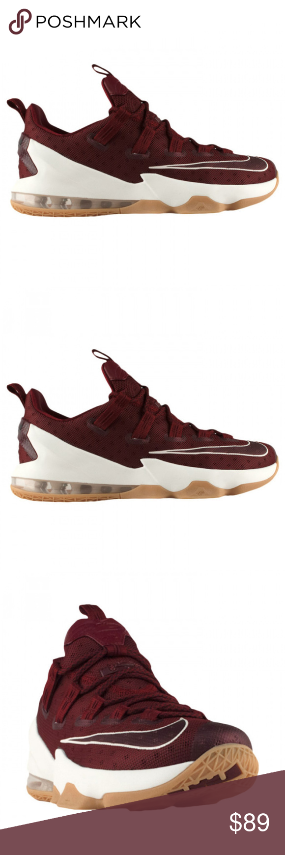 on sale babc1 4e9bc NIKE Lebron XIII Low Mens Basketball Sneakers 13 BRAND NEW WITHOUT BOX Nike  LeBron XIII Low