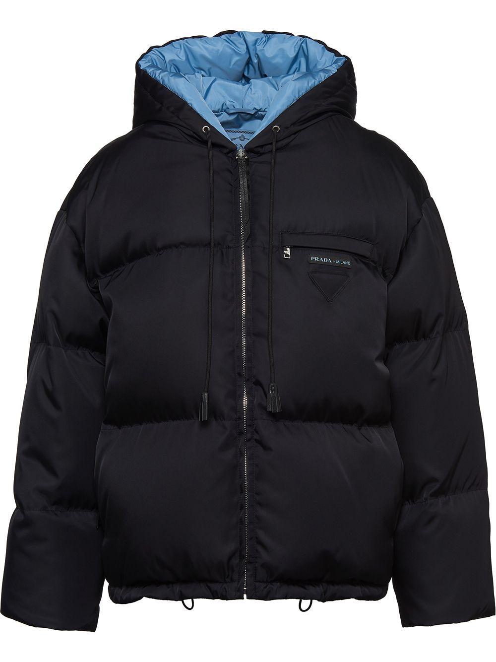 Prada Oversized Puffer Jacket Farfetch Puffer Jackets Jackets Oversized Puffer Jacket [ 1334 x 1000 Pixel ]
