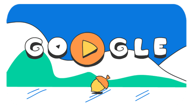 Day 14 Of The Doodle Snow Games Googledoodle With