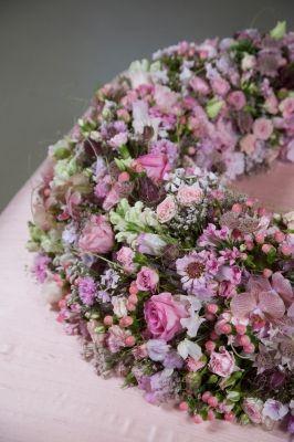 Meisterprufung 2015 48 Blumengestecke Blumen Gestecke Fruhlingskranz