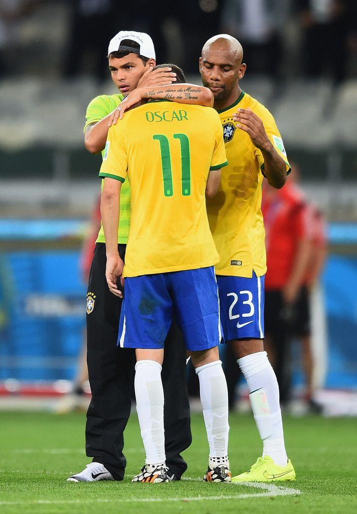 2018 Thiago Silva Brazil 2014 World Cup Jerseys Home ... |Thiago Silva Footballer 2014