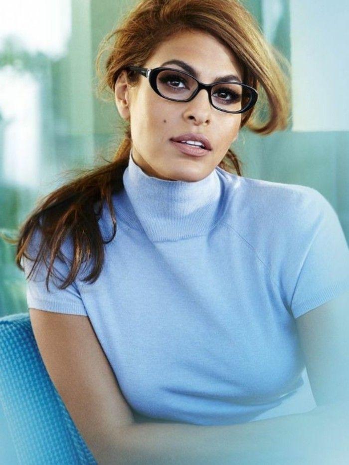 e40f70d75ee3b3 Les lunettes sans correction un accessoire top! Comment choisir son modèle   - Archzine.fr