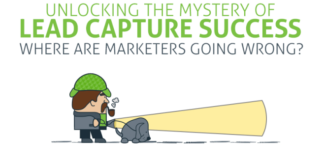 What Marketers Believe Are The Top 3 Successes to Capturing Leads