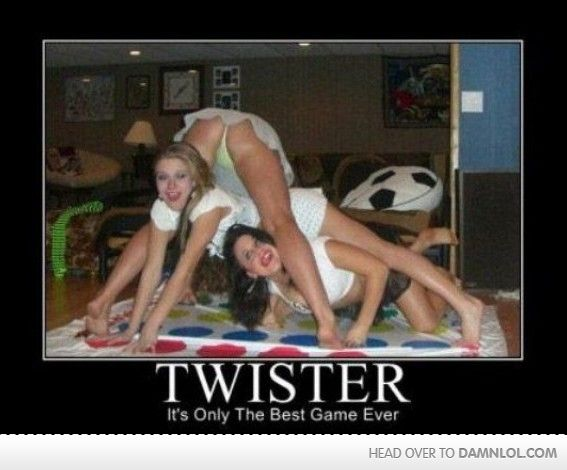 Funny Meme For Girl : Best game of twister gits and shiggles pinterest humor random