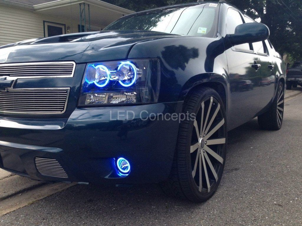 Avalanche chevy avalanche 2007 : LED Concepts Chevrolet Avalanche 2007-2013   Cars & Trucks ...