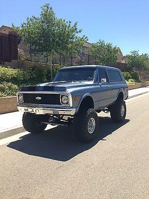 1970 K5 Chevy Blazer Chevy Trucks Gmc Trucks Chevy