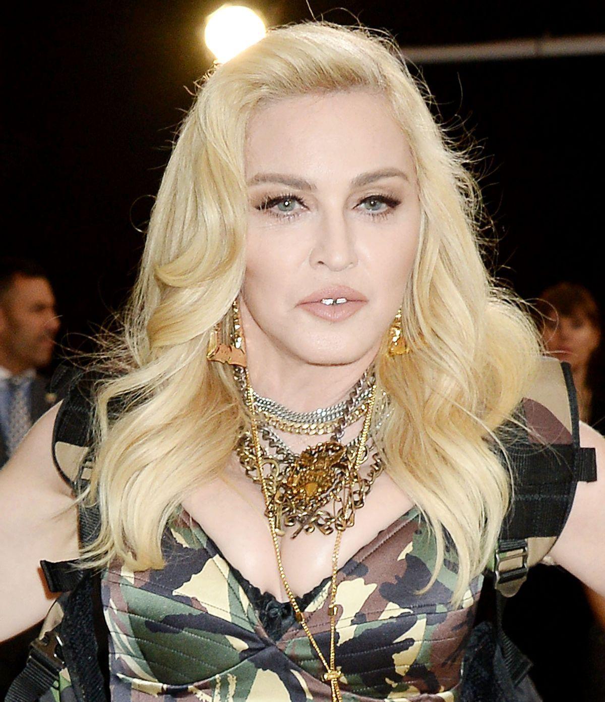 Image Result For Madonna 2017 Hair Pinterest Madonna