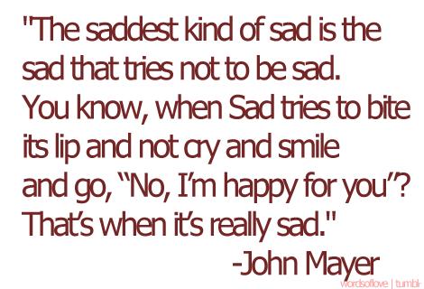 ~John Mayer