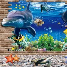 Resultado de imagen para murales en 3d