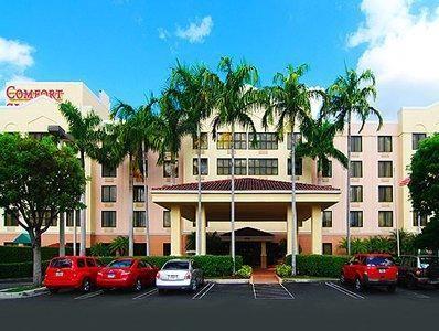 Miami Fl Comfort Suites Kendall Hotel United States North America Set In
