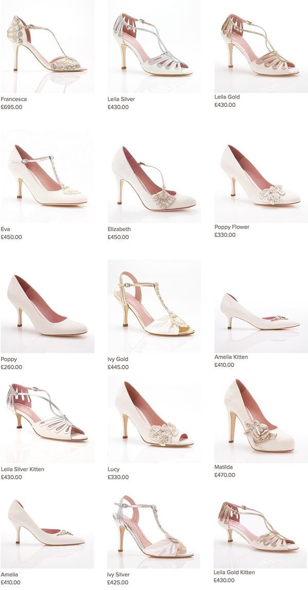 Win A Pair of Emmy Shoes For Your Wedding Day | Love My Dress® UK Wedding Blog + Wedding Directory