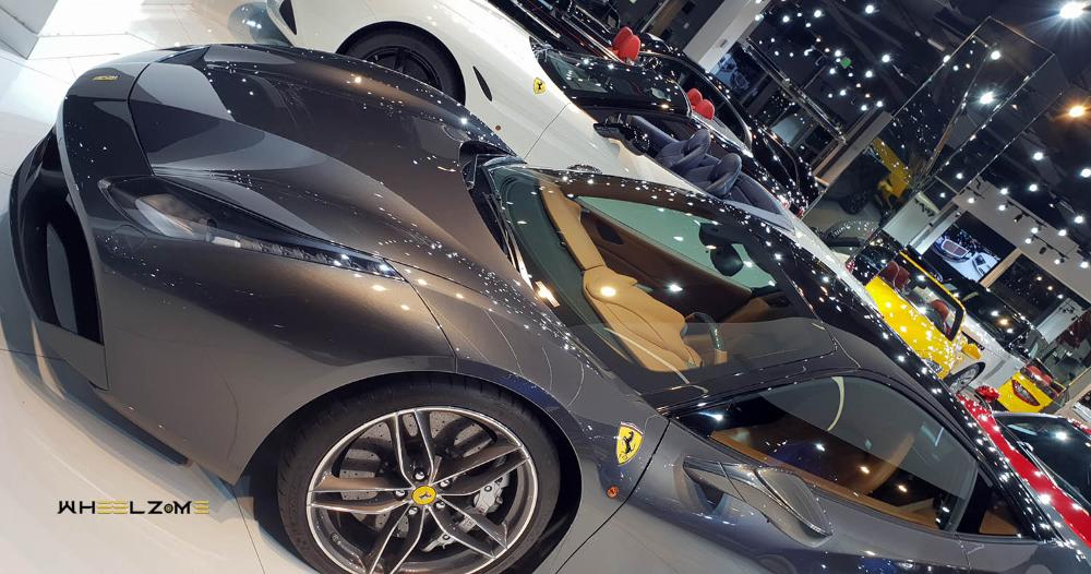فيراري 488 جي تي بي سوبركار المحافظة على الريادة موقع ويلز In 2020 Car Ferrari Suv Car