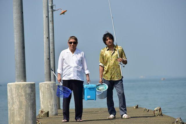 北野武 釣り