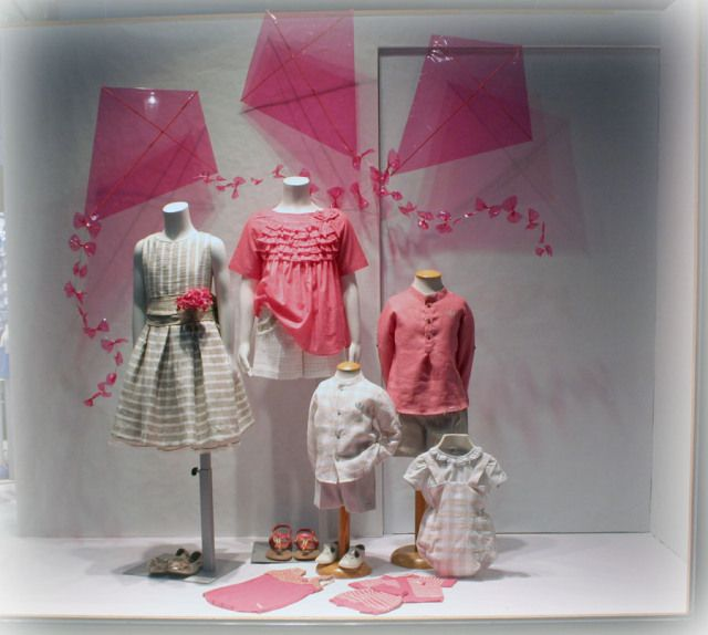 Cometas por el aire | Spring Displays | Pinterest ...