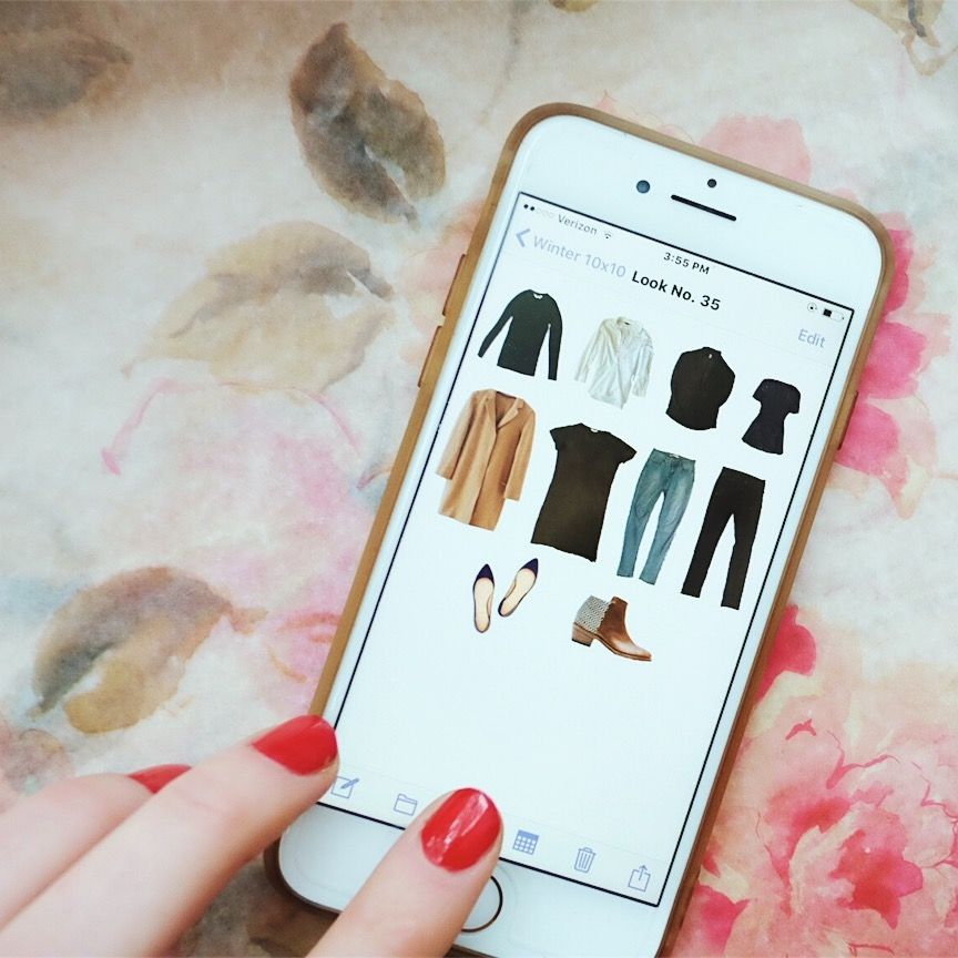 The Best App To Maximize Your Closet