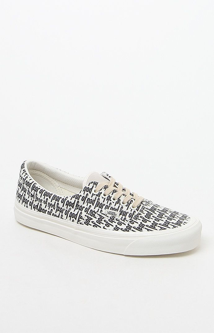 Vans X Fog Fear Of God Era 95 Reissue Shoes At Pacsun Com Giftryapp Shoes Streetwear Shoes Sneakers