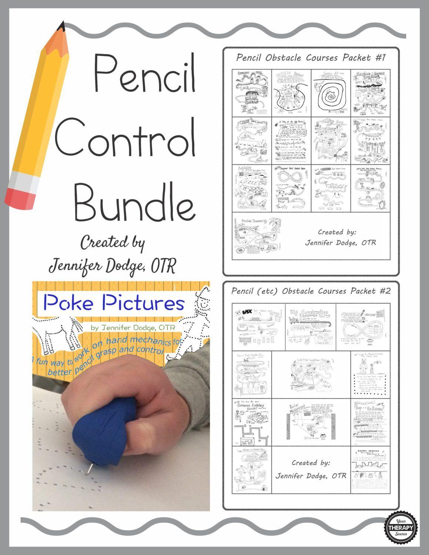 Pencil Control Bundle