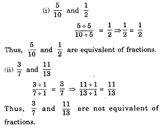 RBSE Solutions for Class 6 Maths Chapter 5 Fractions In Text ...